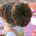 Doll Hair: The Fabulous Sock Bun