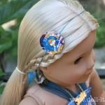 Soda Can Flower Headband