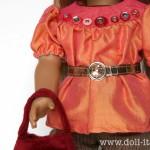 Easy Stylish Doll Belt