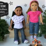 DIY: Doll Scenes for Christmas, or Birthdays, or Just For Fun!