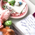 Hang Doll Stockings for Christmas-Quick and Easy!