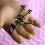 Cute Little Doll Keys!
