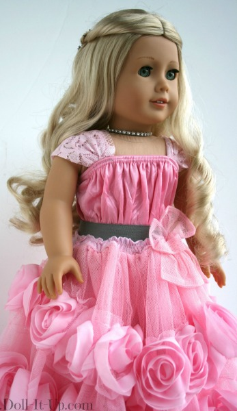 how to fix american girl doll hair caroline