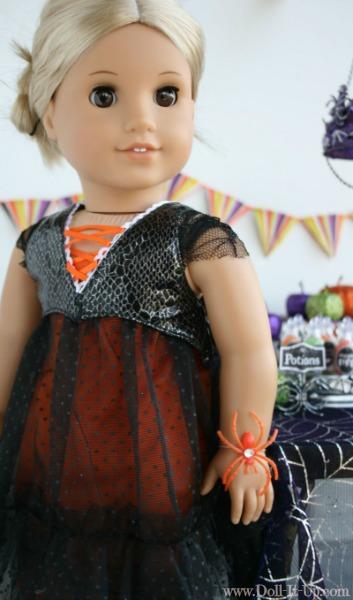 A doll vest pattern!