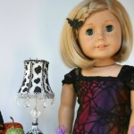 Halloween Dress for Dolls-