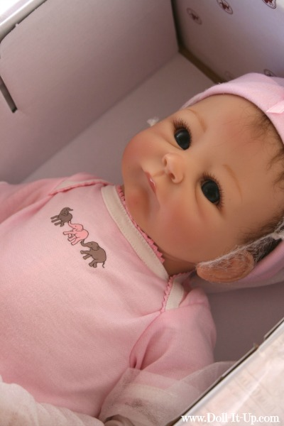 Our New Ashton Drake Baby Doll Doll It Up