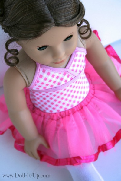 Make a tutu for dolls-3