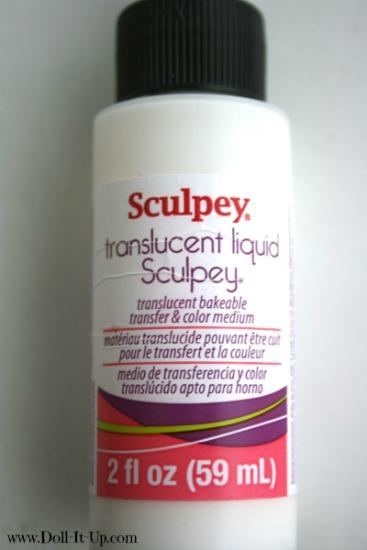 Sculpey Translucent Liquid