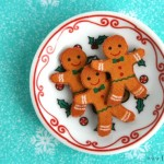 Easy Gingerbread Cookies for Dolls