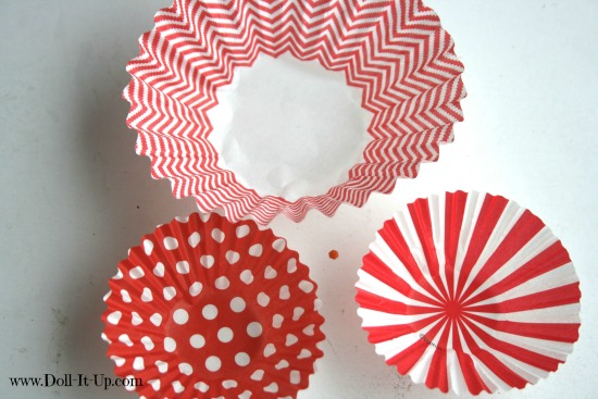 cupcake liner ornaments-2