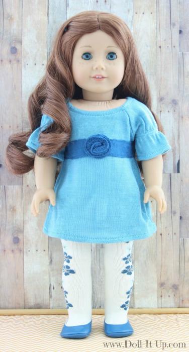 cc9efecaf407 Bitty Baby Clothes on American Girl Dolls  - Doll It Up