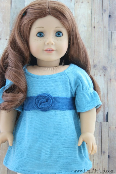 Bitty Baby Clothes on American Girl Dolls? - Doll It Up