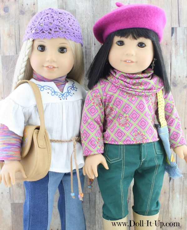 Ivy American Girl Doll