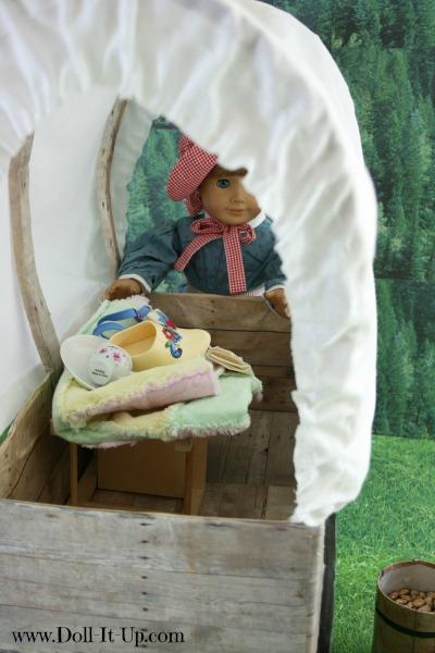 Kirsten Larsons wagon