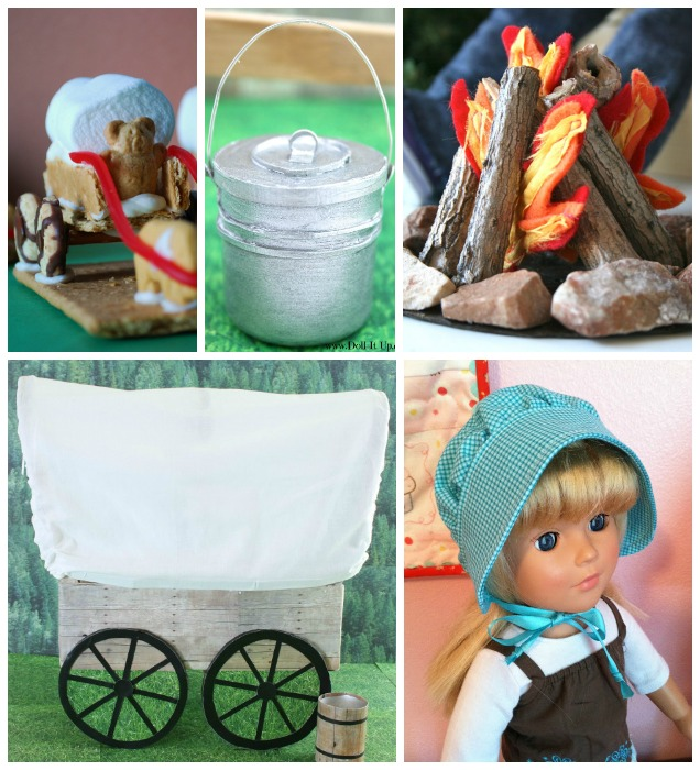 Pioneer Projects for Your Doll
