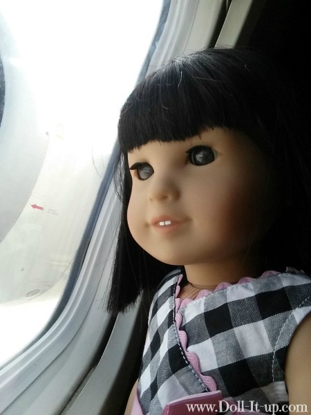 traveling with dolls