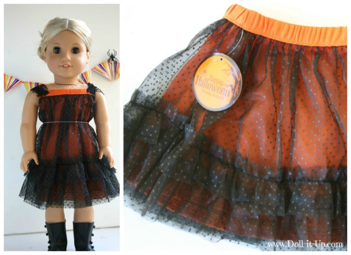 cffd6e5f2ea8 9 Quick and Easy Doll Outfits Made from Girl s Skirts! - Doll It Up