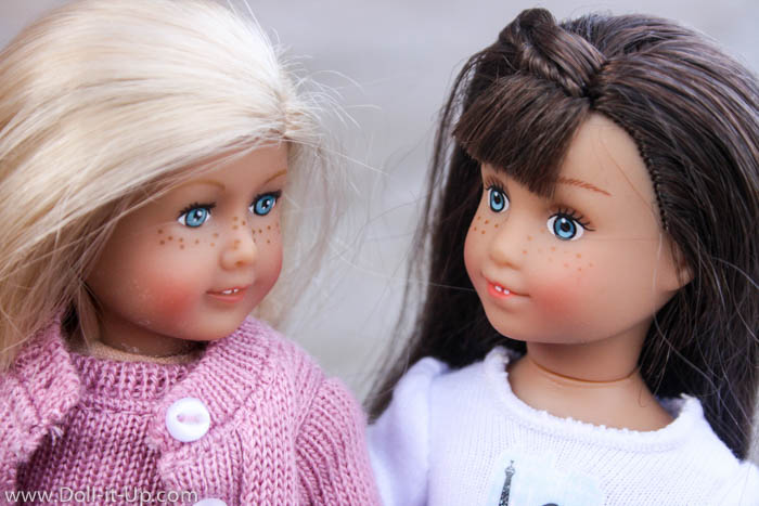 American Girl Mini Dolls-Comparing the old and new dolls-16