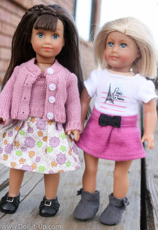 American Girl Mini Dolls-Comparing the old and new dolls-19