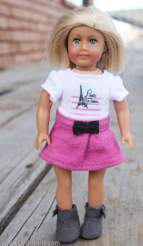 American Girl Mini Dolls-Comparing the old and new dolls-22