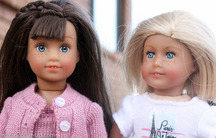American Girl Mini Dolls-Comparing the old and new dolls-31