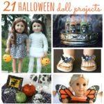 21 Halloween Doll Projects