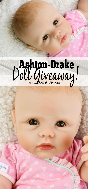 Ashton Drake Doll Giveaway