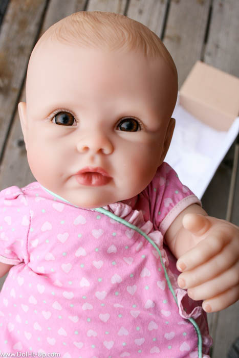 9eaabd2be Ashton-Drake s Beautiful Baby Doll for Play  Part 1- Opening  - Doll ...