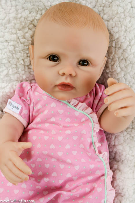 739057201 Ashton-Drake So Truly Mine Baby Doll  Part 2- A Close-Up Look ...