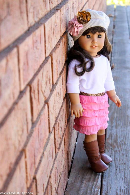 Dolman Dress for Dolls-10