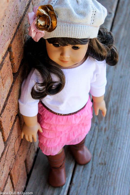 Dolman Dress for Dolls-7